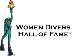 woman divers hall of fame