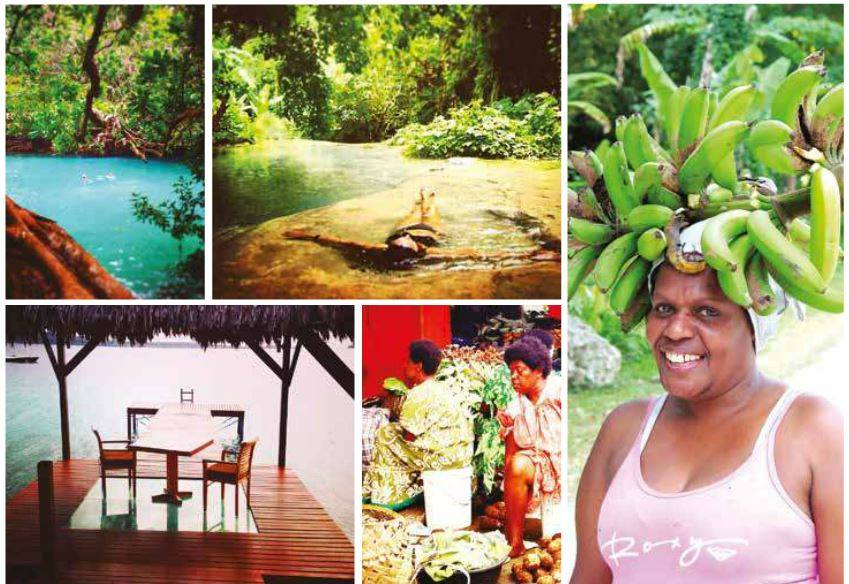 Miss Scuba: The simple happiness of Vanuatu