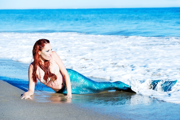 How I first became a Mermaid