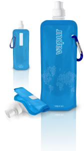vapur water bottle