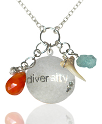 diversity necklace