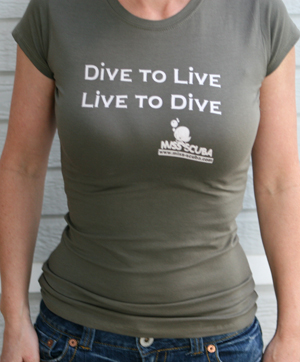 miss scuba apparel