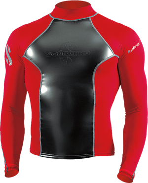 scubapro rash guard hybrid